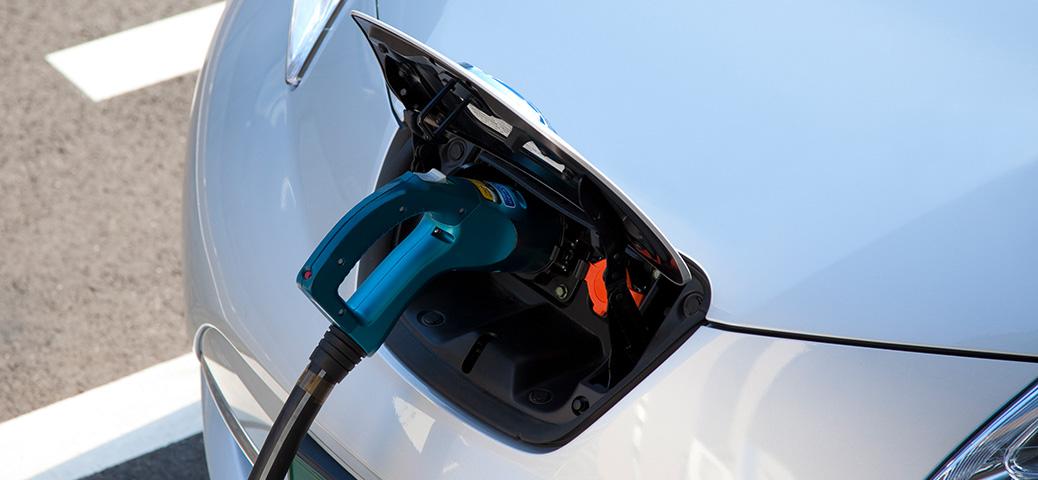 電気自動車イメージ