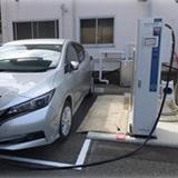 電気自動車(EV)充電スタンド